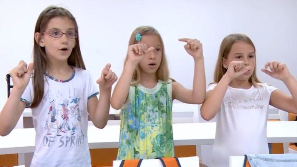MENTALNA ARITMETIKA - Primer odvojene paznje - pevanje + racunanje