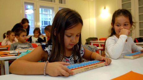 Šta je mentalna aritmetika - Polaznici kursa mentalne aritmetike u Smartacus obrazovnom centru