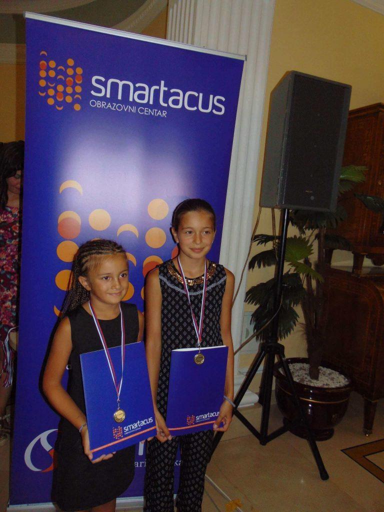 Smartacus obrazovni centar - Skola mentalne aritmetike i enleskog jezika za decu